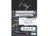 TIE Vanguard 1/270  3d printed http://www.albertomelchorruizanton.net/mel_miniatures/melminiatures14.04.29a.pdf
