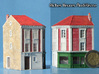ZGH22 Small train station 3d printed