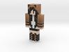 Eevee   Minecraft toy 3d printed
