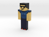 Joni   Minecraft toy 3d printed