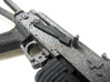 1:6 scale Russian Bizon SMG revised 3d printed Painted WSF