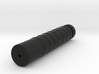Silencer Handguard in One (M4 Barrel Nut Version) 3d printed