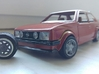 1/24 Front Grill Opel Kadett D 3d printed painted sample with additional headlights