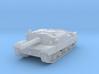 Semovente M43 105 1/200 3d printed