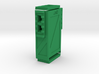 Crate Battery Box (54mm x 27mm x 94mm ID) 3d printed