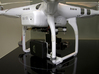 GPS TK-102B Holder for Phantom 2 3d printed With GPS TK-102B attached with double sided velcro