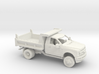1/50 2017 Ford F-Series Reg Cab Dump Bed Kit 3d printed