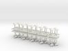 Assault Boats Sharks - Concept B  3d printed