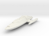 Printle Thing Fantasy yatch - 1/350 3d printed
