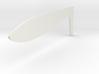 Tamiya Blazing Blazer Large Left Side Wing f/Roof 3d printed