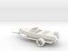 Printle Thing Boat and trailer - 1/24 3d printed