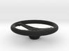 1/4 Scale Steering Wheel 3d printed
