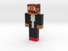 DouglassGamingYT   Minecraft toy 3d printed
