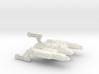3788 Scale Lyran Refitted Lion Dreadnought (DN) CV 3d printed
