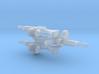 Rouge Trader Ogryn ripper guns (x3) 3d printed