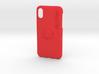 iPhone X Garmin Mount Case - Centre 3d printed