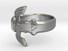 The Master Sword Ring 3d printed