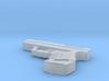 1:3 Miniature Walther P99 Gun 3d printed