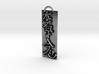 Reiki Distance Healing  Pendant 3d printed