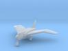 1/200 Heinkel P.1079B 3d printed