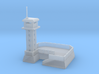 Guard tower for wargames 3d printed