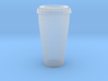 1/12 Scale Paper Coffee Cup 3d printed
