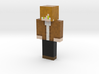 kazuyan1019 | Minecraft toy 3d printed