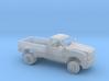 1/87 2011-16 Ford F Series RegCab Dually Bed Kit 3d printed