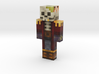 notationlol | Minecraft toy 3d printed