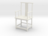 Printle Thing Chair 016 - 1/24 3d printed