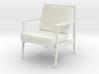 Printle Thing Chair 020 - 1/24 3d printed