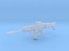 1:6 FN ScarL Assault Rifle 3d printed