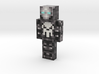 kexioman | Minecraft toy 3d printed
