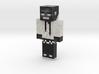Kikden | Minecraft toy 3d printed