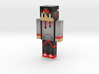 Skin464 | Minecraft toy 3d printed