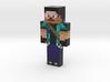 Skin564 | Minecraft toy 3d printed
