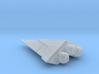 Blake's 7 Zukan Ship 3d printed