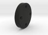 AD3_holder_rollertop  Adventurer3 Filament spool h 3d printed