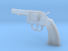 1:3 Miniature Smith & Wesson Model 10 gun 3d printed