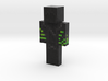 Mowzy | Minecraft toy 3d printed