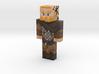 scorpionfire | Minecraft toy 3d printed