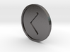 Kenaz Coin (Elder Futhark) 3d printed