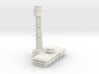 Pearl Harbor Ford Island Tower 3d printed