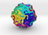Mus spretus Endogenous Virus-Like Particle 3d printed
