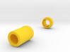 Stubby Silencer for Nerf N-Strike Modulus 3d printed