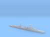 HMS Coventry (masts) 1:2400 WW2 naval cruiser 3d printed