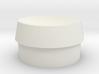 1/1000 Smooth Deflector Dish Mod 3d printed