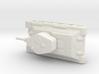 T 34 122 1/200 3d printed