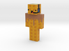 WqffIe   Minecraft toy 3d printed