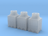 6mm Scale Industrial Chiller 3pc 3d printed